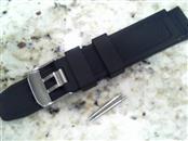 LUMINOX Watch Band 23MM BLK STRAP